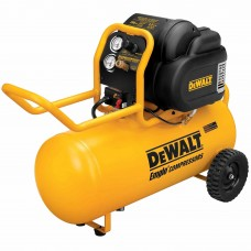 DeWalt D55167 1.6 HP Continuous, 200 PSI, 15 Gallon Workshop Compressor