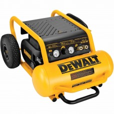 DeWalt D55146 1.6 HP Continuous, 200 PSI, 4.5 Gallon Compressor