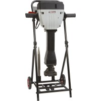 Ironton Breaker Hammer Kit with Cart — 15 Amp