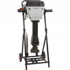 Ironton Breaker Hammer Kit with Cart — 15 Amp