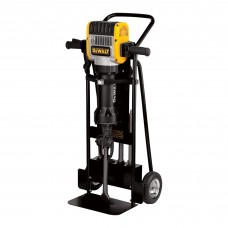 DEWALT Heavy-Duty Pavement Breaker with Hammer Truck and Chisels, Model# D25980K