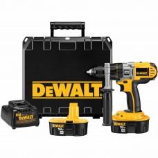"""DeWalt DCD940KX 18V 1/2"""" XRP Drill/Driver Kit"""