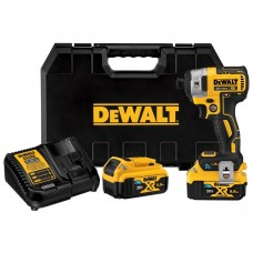 DeWalt DCF888P2BT 20V MAX XR Tool Connect Impact Driver Kit