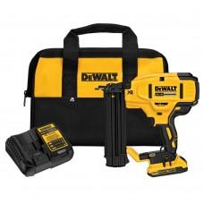 DeWalt DCN680D1 20 V MAX XR 18 Gauge Brad Nailer Kit
