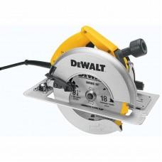 """DeWalt DW384 8-1/4"""" Rear Pivot Circular Saw W/ Electric Brake"""