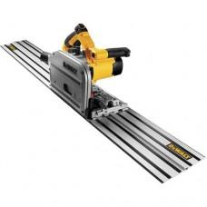 "DeWalt DWS520SK Corded TrackSaw Kit with 59"" Track"