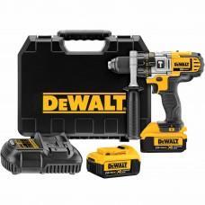 Dewalt DCD985M2 20V MAX Lithium Ion Premium 3-Speed Hammerdrill Kit