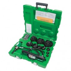 """Greenlee 7310SB 1/2"""" through 4"""" Slug-Buster Ram and Hand Pump Hydraulic Driver Kit"""