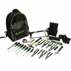 Greenlee 0159-28BKPK 28 Piece Backpack Tool Kit