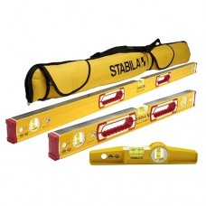 Stabila 48370 Classic 3 Level Set