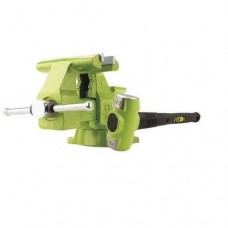 """Wilton 11128BH B.A.S.H. 6.5"""" Utility Vise and 4 lb. Hammer Combo"""