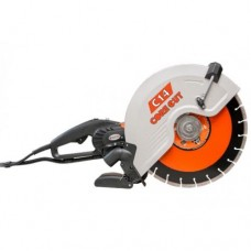 "Diamond Products C14 Electric Hand Held Saw 14"", Wet or Dry Cutting"