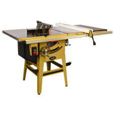 "Powermatic 1791229K 64B Table Saw with 30"" Fence, Riving Knife, 1.75HP, 115/230V"