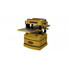 """Powermatic 1791296 209 20"""" Planer with Straight Knife, 5HP, 1PH, 230V"""
