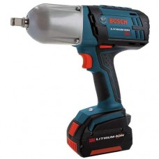 Bosch HTH181-01 18V High Torque Impact Wrench W/ Detent Pin ( 2 Fat Battery)