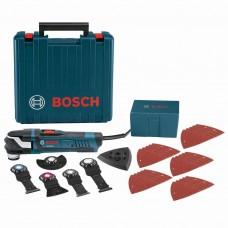 Bosch GOP40-30C StarlockPlus Oscillating Multi-Tool Kit, Snap-In Accessories