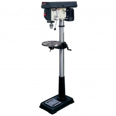 "Jet 354169 JDP-17MF 16-1/2"" Floor Drill Press 5/8"" Capacity -  3/4HP, 16 Speed"