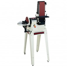 "Jet 708596K JSG-96OS 6""x48"" Belt / 9"" Disc Sander W Open Stand - 3/4HP 1Ph, 115V"