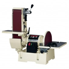 "Jet 708599 JSG-6DC 6"" x 48"" Belt / 12"" Disc Sander - 1-1/2HP, 1Ph 115/230V"