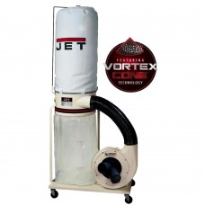 Jet 708658K DC-1100VX-5M Dust Collector 5-Micron Bag Filter Kit -  1.5HP 1PH 115/230V