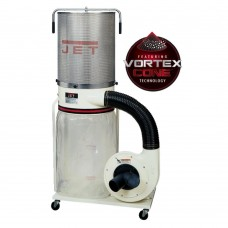 Jet 708659K Dust Collector 2-Micron Canister Kit - 1.5HP 1PH 115/230V,