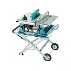 "Makita 2705X1 10"" Contractor Table Saw with Electric Brake and Stand"