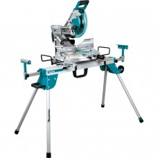 """Makita LS1019LX 10"""" Dual-Bevel Sliding Compound Miter Saw with Laser & Stand"""