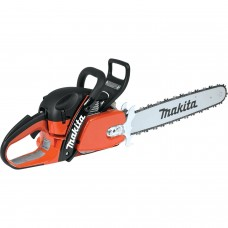 "Makita DCS5121REG 18"" 50cc Chain Saw, 3/8, .050 Red"