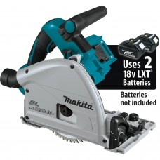 "Makita XPS01Z 18V X2 LXT (36V) Brushless 6-1/2"" Plunge Circular Saw"