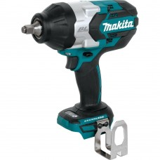 "Makita XWT08Z 18V LXT Li-Ion Brushless High Torque 1/2"" Sq. Drive Impact Wrench (Tool Only)"