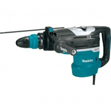 "Makita HM1214CX 27 lb. SDS-Max AVT Demolition Hammer with 1"" Rotary Hammer"