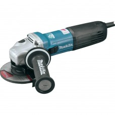 "Makita GA5042C 5"" SJS-II Angle Grinder, 12 AMP, Variable Speed, High Power"