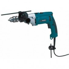 "Makita HP2070F 3/4"" Hammer Drill, 8.2 AMP, 2-speed, electronic var. spd., rev., L.E.D. Light, case"