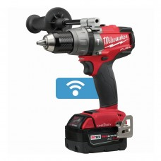 """Milwaukee 2706-22 M18 FUEL 1/2"""" Hammer Drill/Driver with ONE-KEY Kit"""