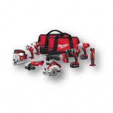 Milwaukee 2696-29 M18™ 9 - Tool Combo Kit