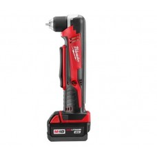 Milwaukee 2615-21 M18 Cordless Right Angle Drill Kit, 1xC Battery