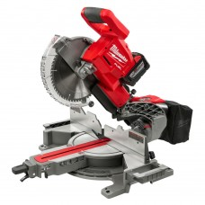 Milwaukee 2734-21HD M18 FUEL Dual Bevel Sliding Compound Miter Saw Kit with 9.0 HD Battery