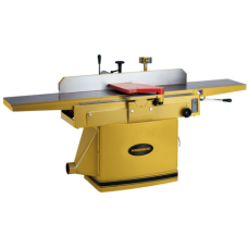"""Powermatic 1791307 1285 12"""" Jointer with Helical Cutterhead, 3HP 1PH"""