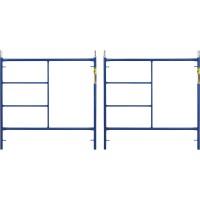 Metaltech Saferstack 5ft. x 5ft. Mason Frame — 2-Pack, Model# M-MF6060APSK2