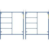 Metaltech Saferstack 6ft. x 5ft. Mason Frame — 2-Pack, Model# M-MF7260PSK2