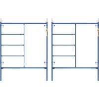 Metaltech Saferstack 6.4ft. x 5ft. Mason Frame — 2-Pack, M-MF7660PSK2