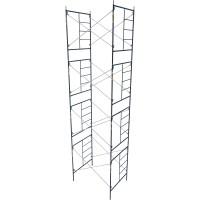 Metaltech Saferstack 6ft. x 5ft. x 7ft. Mason Frame — Set of 4, Model# M-MFS726084K4