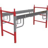 Metaltech 3ft.H Extension for BuildMan Drywall Baker
