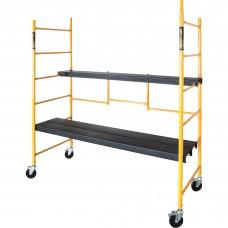 Metaltech Maxi Folding Steel Scaffold — 850-Lb. Capacity, Model# I-IRC