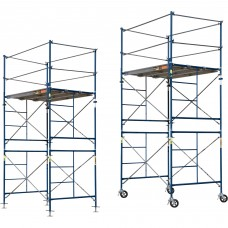 Metaltech SAFERSTACK Complete Tower Scaffolding System