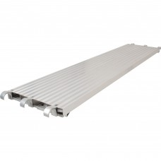 Metaltech Saferstack 10ft. x 19in. All-Aluminum Platform — Model# M-MPA1019