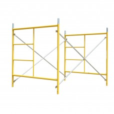 ScaffoldMart 12-Pc. BJ-Style Scaffold Set — Model# BJL5X5SET7X48