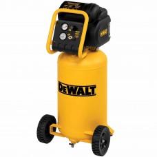 DeWalt D55168 1.6 HP Continuous, 200 PSI, 15 Gallon Workshop Vertical Compressor