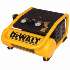 DeWalt D55140 135 Psi 1 Gallon Trim Boss Compressor