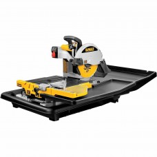 "DeWalt D24000 Heavy-Duty 10"" Wet Tile Saw"